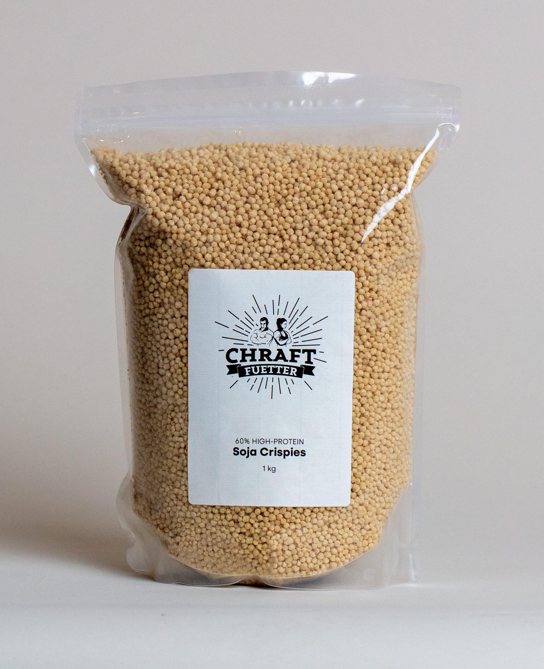 High-Protein Soja Crispies 1000g