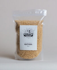High-Protein Soja Crispies 500g